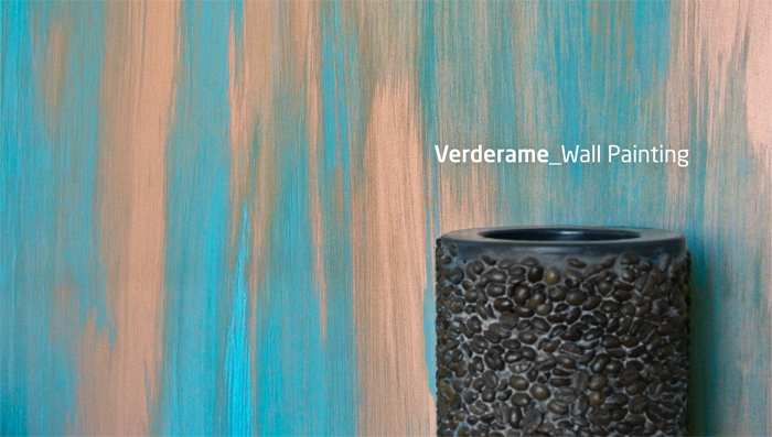 VERDERAME_WALL PAINTING 岁月如金